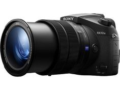 Sony Cyber-shot III Long Zoom Camera Boasts Sensor, Zeiss Lens and Sony Electronics, Camera Photography, Photography Tips, Rolling Shutter, Image Makers, Sony Camera, Zeiss, Dslr Cameras, Aperture