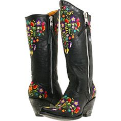 Old Gringo Sorarazz   $539.99  Another version of the Sora boots i have that of course I want as well.. I <3 Old Gringo!!!