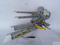 HGUC 1/144 MS-21C Dra-C  Images via Xiaot         CLICK HERE TO VIEW FULL POST...