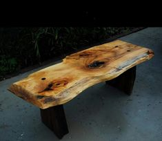 Hard Maple Bench by LarryIndianalawson Anderson, Indiana Anderson Indiana, Bench Designs, Outdoor Furniture, Outdoor Decor, Tables, Home Decor, Worktop Designs, Mesas, Decoration Home