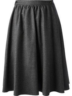 SOCIÉTÉ ANONYME Dogtooth A-Line Skirt