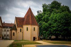 Templar's Chapel - Metz France