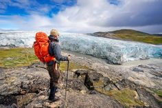 Hiking the Arctic Circle Trail in Greenland