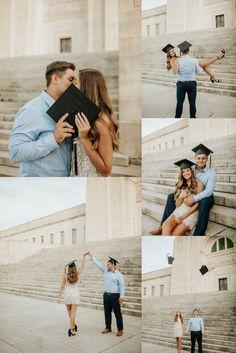 Graduation Pose, Graduation Picture Poses, College Graduation Pictures, Graduation Portraits, Graduation Photography, Graduation Photoshoot, Grad Pics, Couple Graduation Pictures, Grad Pictures