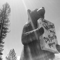 Big Bear City, Big Bear Lake, Walk In The Woods, Cabins In The Woods, Big Bear Camping, Big Bear California, Tourist Trap, City Of Angels, Winter Camping