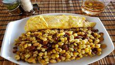 Cachupa Good Mood, Potatoes, Vegetables, Food, Garlic, Meal, Potato, Essen, Vegetable Recipes
