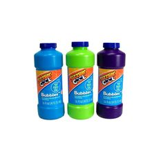 """Sizzlin Cool Miracle Bubbles- Blue/Purple - Sizzlin Cool - Toys """"R"""" Us"""