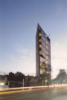 Torre 41,Cortesía de Alberto Kalach