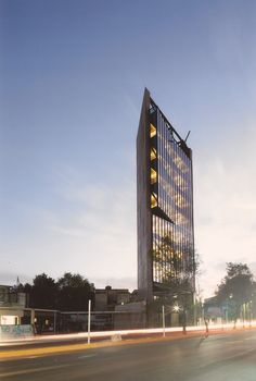 Torre 41 / Alberto Kalach,Courtesy of Alberto Kalach