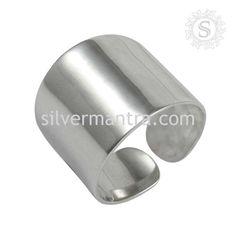 Fine ! 925 Sterling Silver Ring Handmade Jewelry