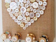 Comece a fazer suporte para pendurar colares para organizar as suas bijoux, para presentear ou para