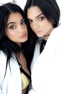 The Jenner girls are beautiful