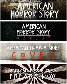 American Horror Story (seasons 1-4)