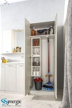 Kitchen Room Design, Modern Kitchen Design, Bathroom Interior Design, Home Decor Kitchen, Modern Laundry Rooms, Laundry Room Layouts, Laundry Room Remodel, Küchen Design, House Design