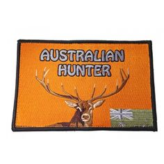 AOG - Australian Hunter Patch - Hook Backing