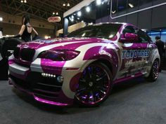 Purp anyone bmw x6