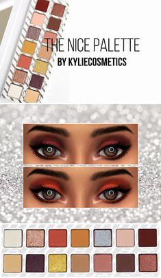 "plumbobjuice "" 3D Eyelashes • recolor/retexture of"