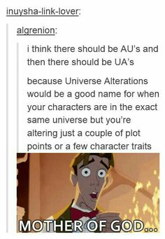 YES Universe Alterations should be a thing
