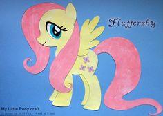Planse de colorat cu Micii mei Ponei  My Little Pony coloring