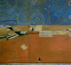 Richard Diebenkorn, Large Still Life.