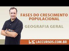 GEOGRAFIA - Aula 04/30 - Fases do Crescimento Populacional - Geografia - IBGE 2016. | Publicado em 5 de fevereiro de 2016.