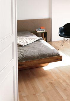 Bett SC 29 mit Betthaupt, Holz   Betten   das moebel