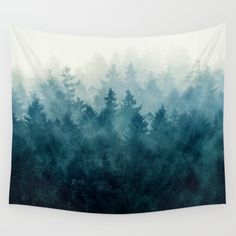 The Heart Of My Heart // So Far From Home Edit Wall Tapestry by Tordis Kayma | Society6