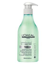 Headmasters Haarproducten - L'Oréal SE Volumetry Shampoo 500ml