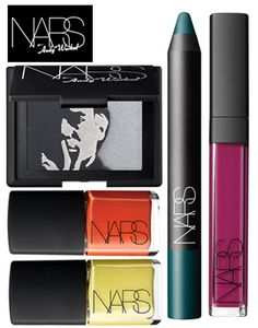 Nars Andy Warhol Collection - iWant!!!!!!!!!!!!!! Makeup To Buy, Fx Makeup, Makeup Tips, Beauty Makeup, Hair Beauty, Nars Nail Polish, Artist Bag, Fantasy Makeup, Style And Grace