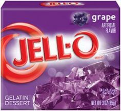 Discover Jell-O gelatin, pudding, products, recipes and more. With Jell-O there's something YUM for everyone! Visit us here for everything Jell-O. Jello Shots Recept, Grape Jello Shots, Best Jello Shots, Jello Pudding Shots, Jello Shooters, Purple Jello Shots Recipe, Fun Shots, Grape Recipes, Jello Shot Recipes