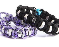 Items similar to Steampunk Hex Nut Hardware 7 Inch Bracelet on Etsy Friendship Bracelets Tutorial, Bracelet Tutorial, Nut Bracelet, 550 Paracord, Paracord Bracelets, Fashion Bracelets, Steampunk, Hardware, Slim
