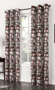 Kaveri Gommet Curtains - Bronze