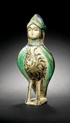 TÜRK KOZMOLOJİSİ: Temmuz 2014 Greek Pottery, Pottery Art, Ceramic Pottery, Ancient Persia, Ancient Art, Glazed Tiles, Retro Art, Vintage Art, Iranian Art