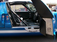 Ford GT40 roll cage