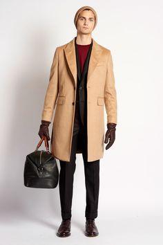 Hardy Amies - Fall 2016 Menswear