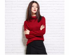 2016 womens winter Cashmere sweaters and Pullovers women High Quality Warm…