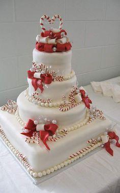 Christmas wedding #6