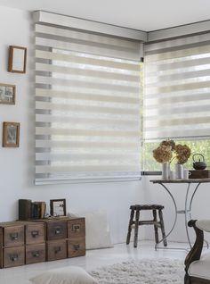 Estore noche y dia Cortinadecor, controla facilmente la privacidad y la luz en tu estancia. http://www.cortinadecor.com/productos/79826/enrollables-noche-y-dia/estores-noche-y-dia-cinzia
