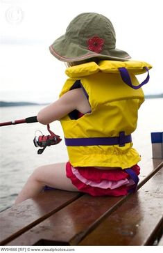 . daddy's little fisher girl