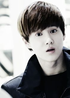 Suho -EXO he's perfect