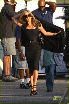 Black dress Jennifer Aniston: Just Go With It