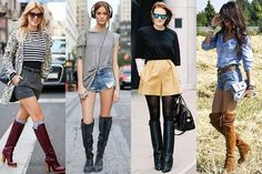 Image from http://www.gorgeautiful.com/wp-content/uploads/2013/11/Knee-High-Boots-with-Shorts.jpg.