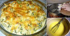 Zapekaný karfiol s brokolicou je výborný, bude vám zaručene chutiť a určite z neho nepriberiete!