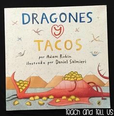 MerryMakers 10 Dragon Loves Tacos Doll and Book Set, based on the book by Adam Rubin 162481499044296746 Interactive Books For Kids, Valentine Day Week, Dragons Love Tacos, Read Aloud Books, Fiction, Stories For Kids, Story Time, Bedtime, Problem Solving