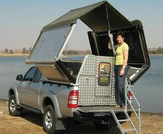 Pickup Bed Camper, Off Road Camper Trailer, Camper Trailers, Folding Campers, Tent Campers, Slide In Camper, Popup Camper, Adventure Campers, Land Rover Defender