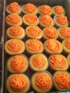 Kookooloka Cupcakes  (Pineapple Li Hing Mui Cupcakes)