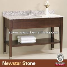 Pic Of Newstar Chinese Lastest Design Wooden Inch Bathroom Vanity Cabinets With Granite Tops Countertops Buy Wooden Bathroom Cabinet