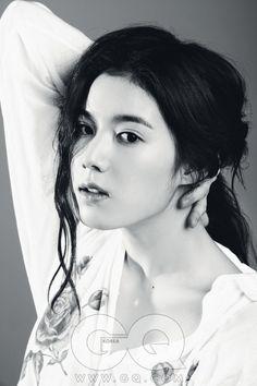 Jung Eun-jae // GQ Korea // April 2013