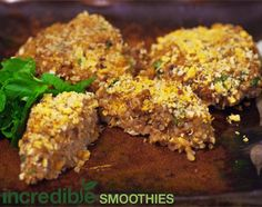 High Protein Vegan Sweet Potato Quinoa Croquettes