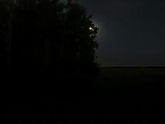 Moon at Night, Mood is Dark: Nightlandscape Photograph   Fine Art Photography, Commissions, NYC Teaching Tutorials Steve Giovinco